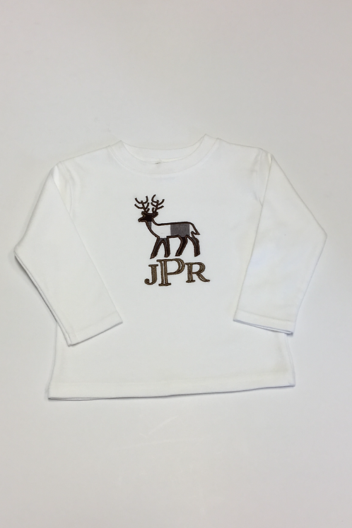 Buffalo Check Deer Shirt