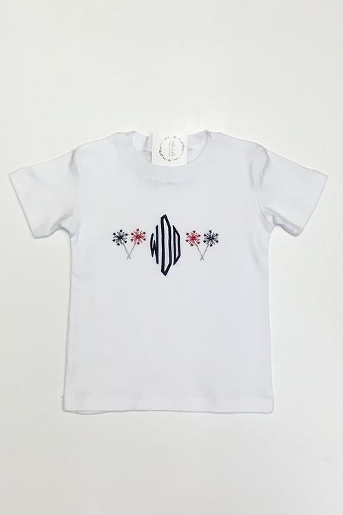 Boys Sparkler Shirt