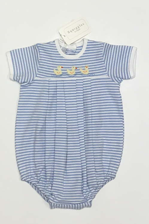 Squiggles Duck Romper