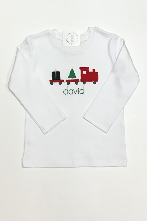 Christmas Train Shirt