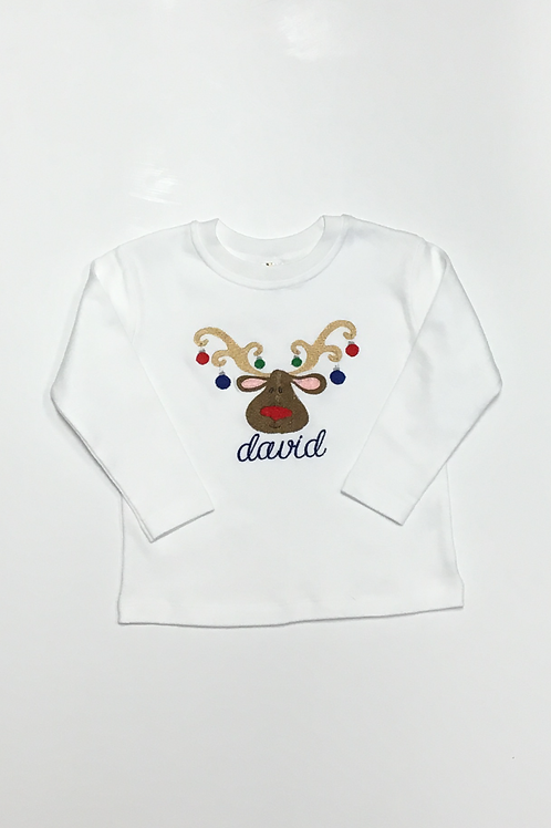 Reindeer Ornaments Shirt