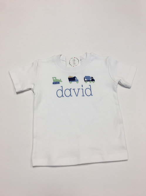Construction Truck Shirt