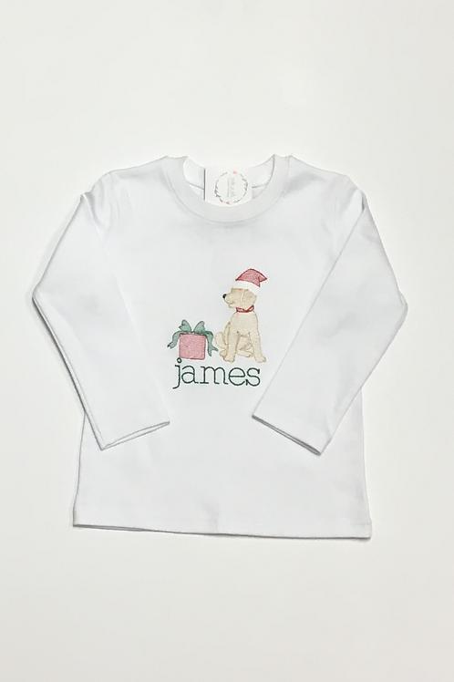Dog and Gift Shirt