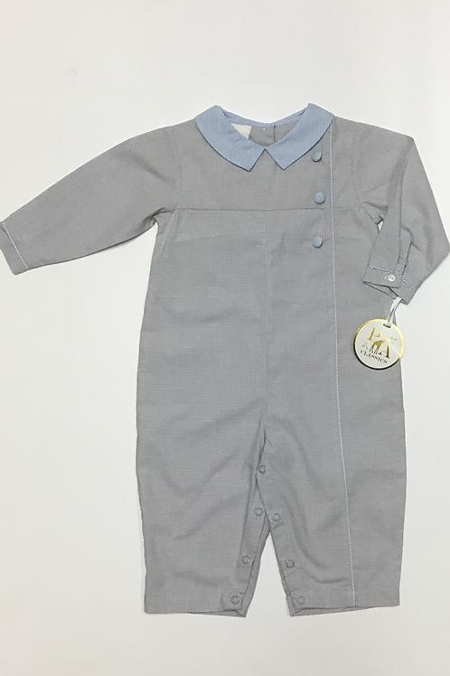 Petit Ami Blue/Grey Longall