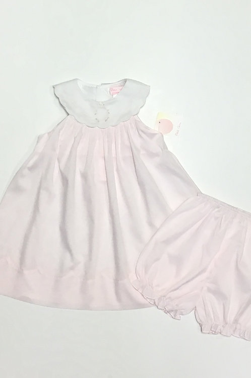 Petit Ami Pale Pink Dress