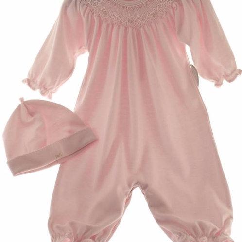 Newborn Pink Converter Gown