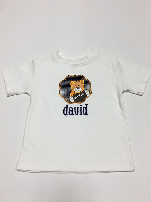 Tiger Football Shirt