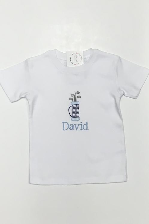 Golf Clubs Shirt
