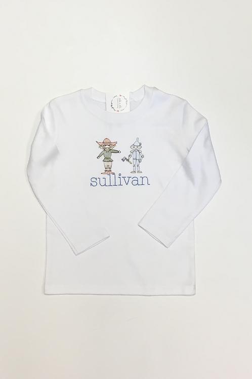 Scarecrow & Tin Man Shirt