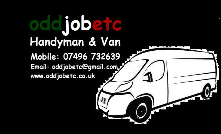 Local Handyman and Van Stockport