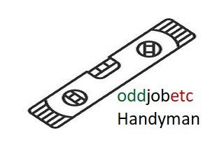 handyman in Stockport @oddjobetc