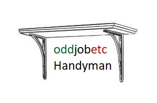 shelf fitting handyman in Stockport @oddjobetc