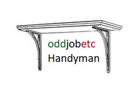 shelf fitting handyman in Stockport @oddjobetc