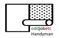 wallpaper & paint handyman in Stockport @oddjobetc
