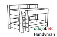 flat pack assembly handyman in Stockport