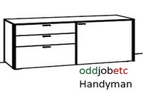 furniture upcycle handyman Stockport