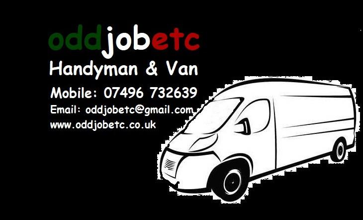 Local Handyman and Van Stockport