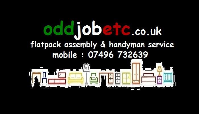 oddjobetc handyman Didsbury Manchester