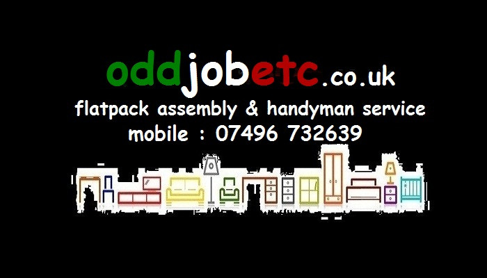 oddjobetc local handyman stockport