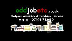 oddjobetc local handyman stockport