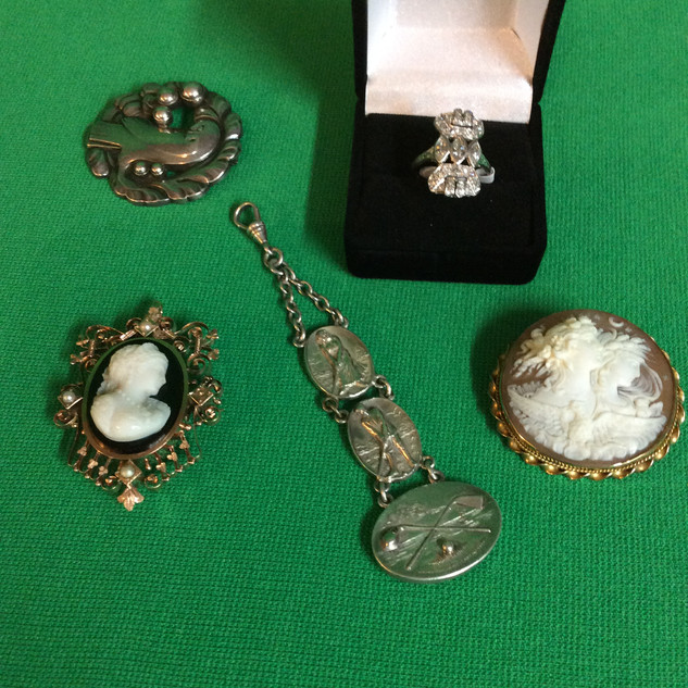 Paul Fisher Antiques -