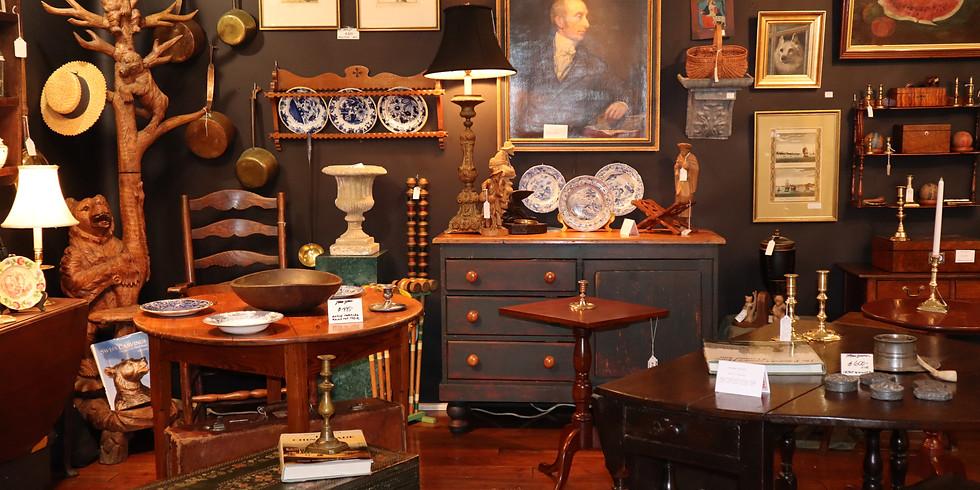 Oakmont Antique Show