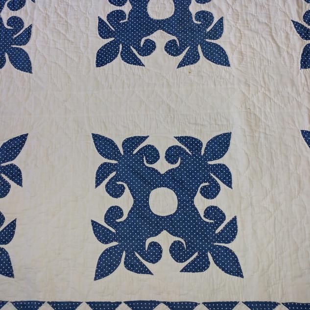 Jane Langol Antiques - quilt