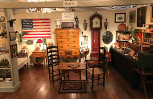 OAKMONT ANTIQUE SHOW 2018 BOOTH 2