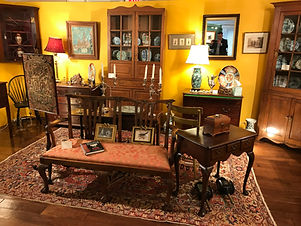 OAKMONT ANTIQUE SHOW 2019 BOOTH 3