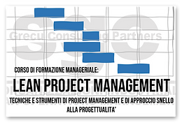 CORSO: LEAN PROJECT MANAGER