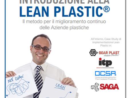 """Leggi l'indice del nostro libro """"Introduzione alla Lean Plastic(R)"""""""