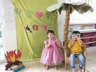 Children's Day: Hawaiian Party