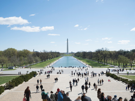 24 hours in Washington D.C.
