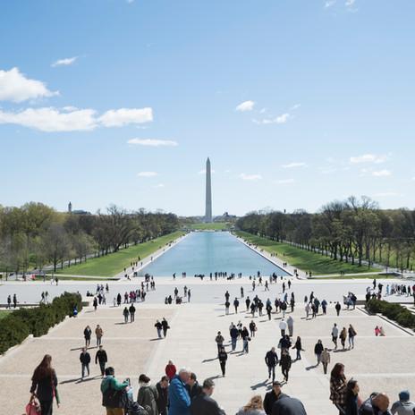 24 hours in Washington D.C.
