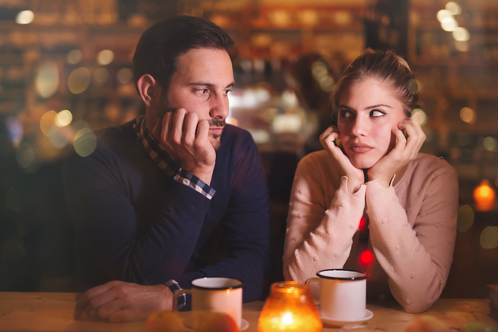 Emotional boundaries in dating are healthy.