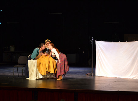 Desdemona, A Play About a Handkerchief