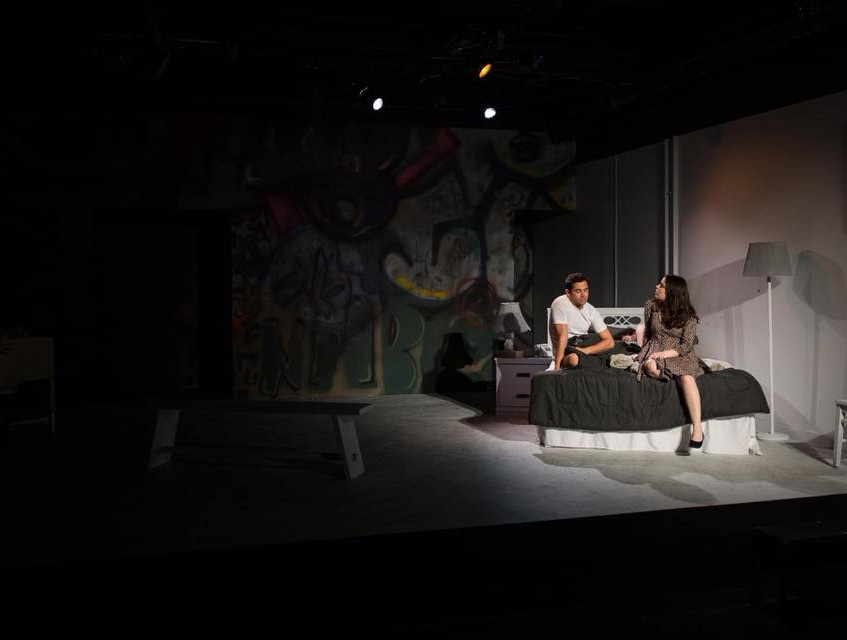 Written by Tony Kushner / Directed by Susan Shaughnessy / Graffiti Art: Jenn Bobo / Lighting Design: Aaron Wade / Costume Design: Riley Smith / Sound Design: Jarrod Fries / Photography: Emil Jraissati