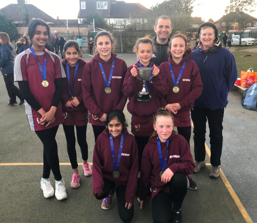 Borough Netball 2018