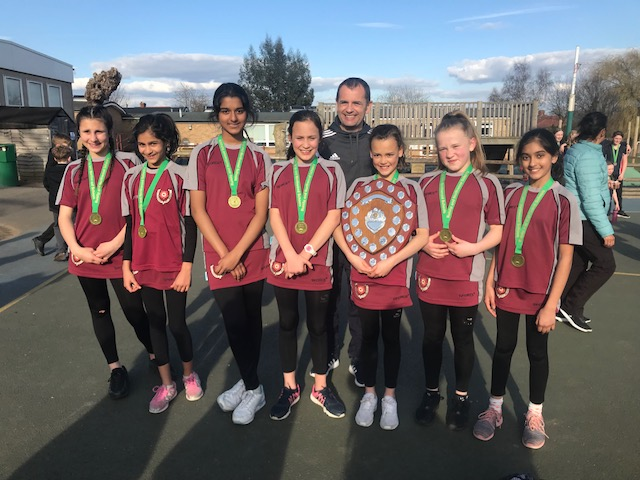 District Netball 2018