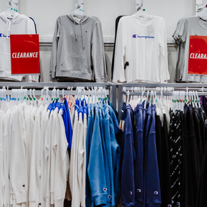 CHAMPION - UP TO 60% OFF