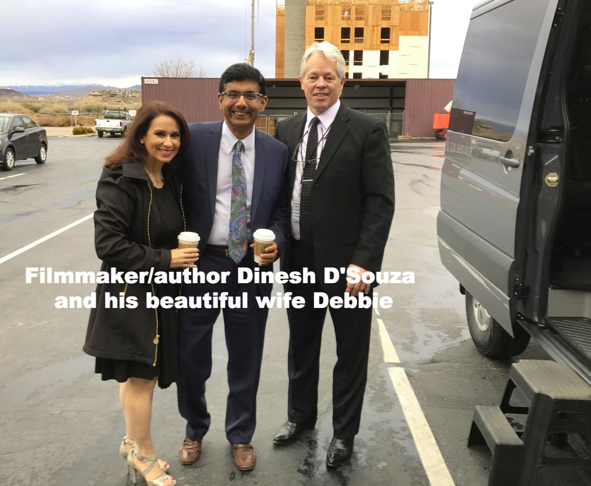 Dinesh and Debbie D'Souza 02182017_edite
