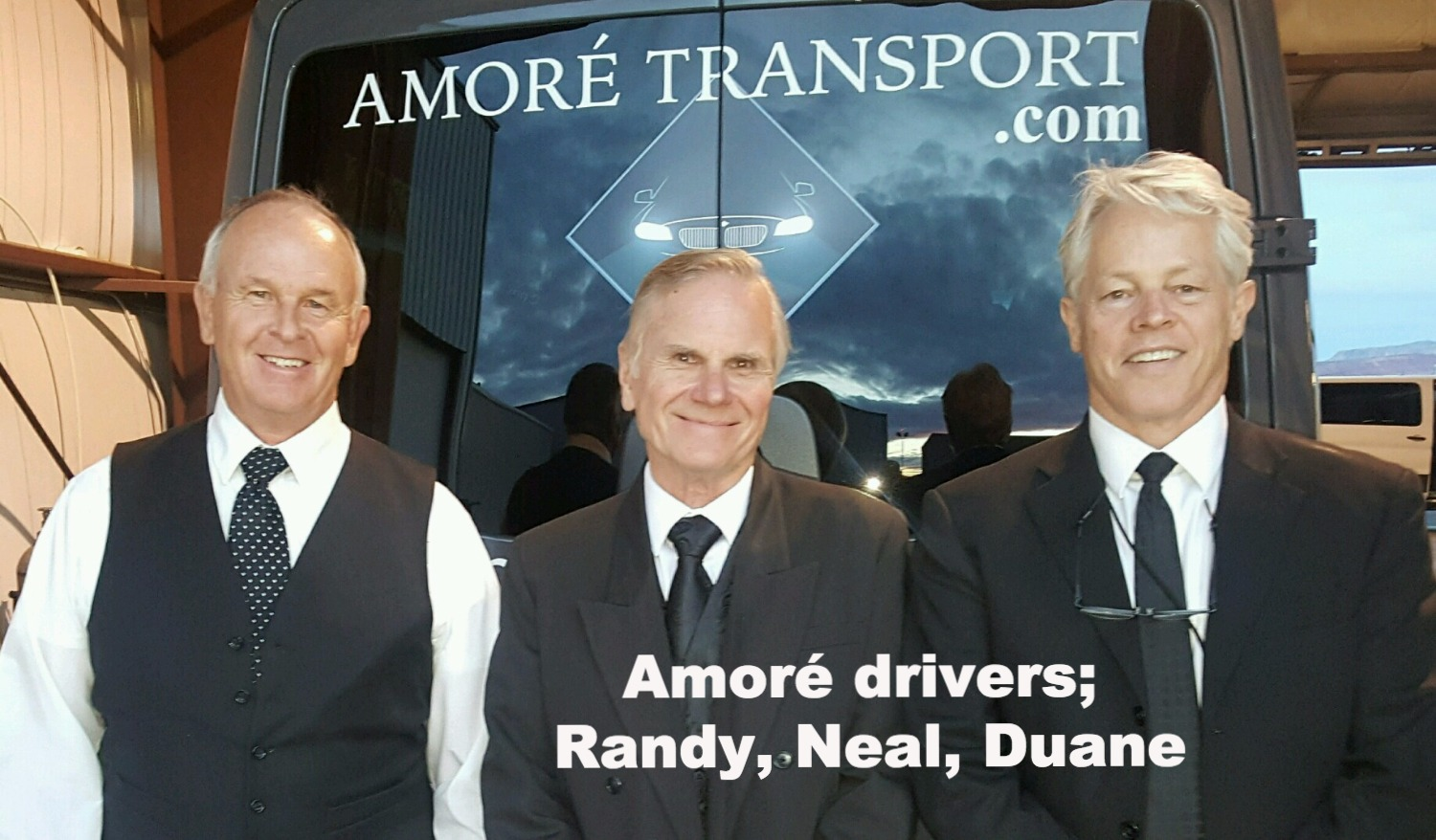 AmoreTransportdriversRandyCampbellNealMa