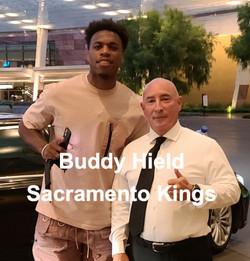 Buddy Hield Sacramento Kings 2020