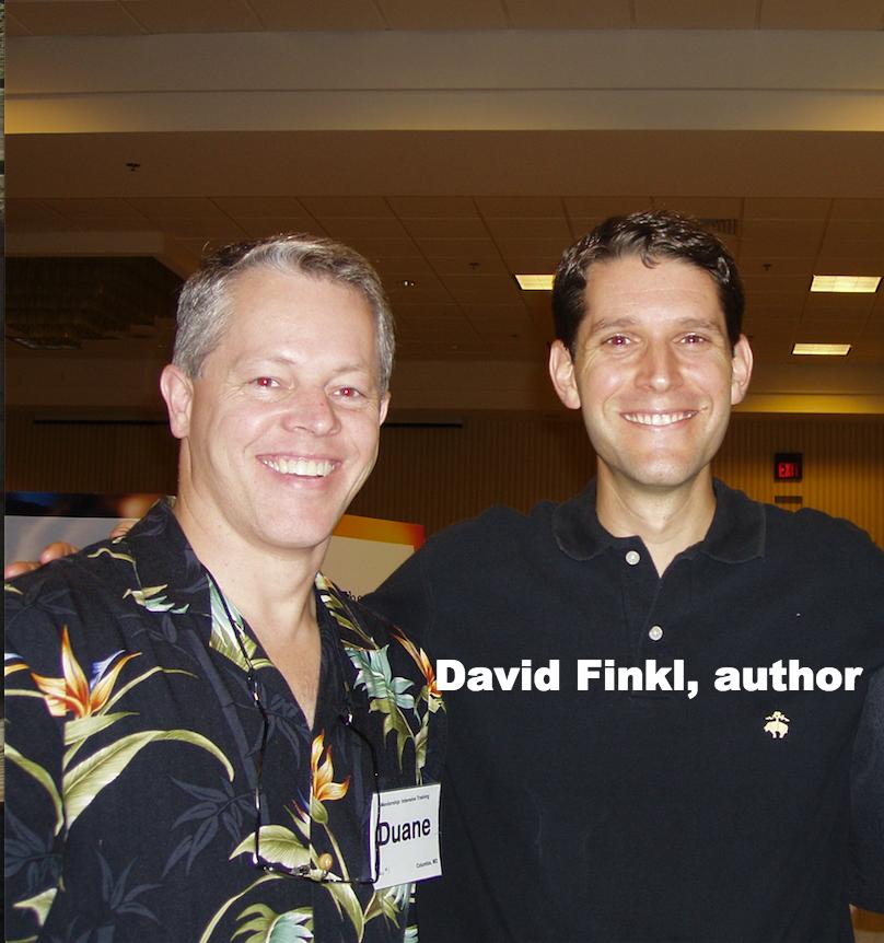 Author David Finkel