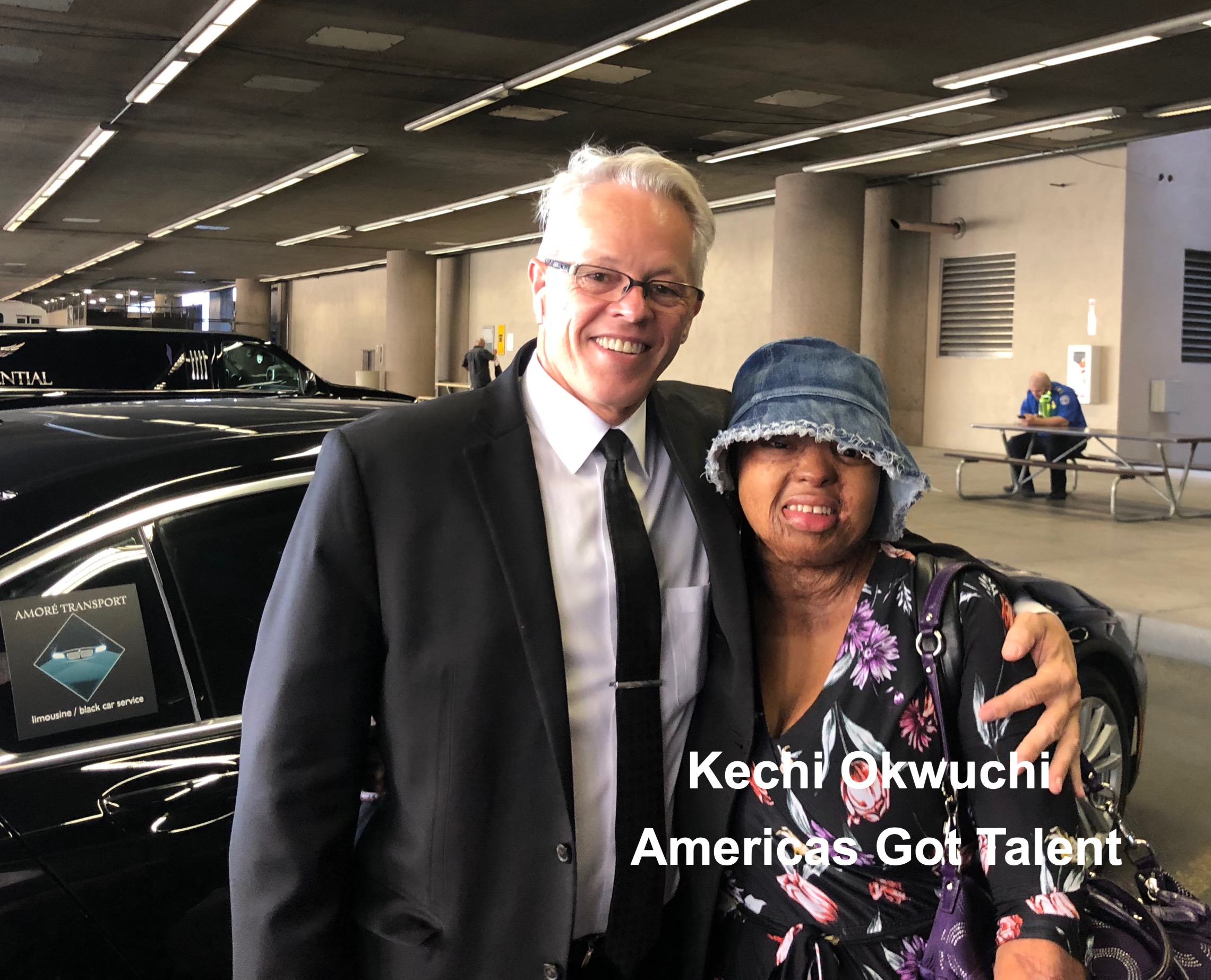 Kechi Okwuchi Americas Got Talent Amore