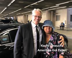 Kechi Okwuchi Americas Got Talent Amore
