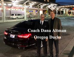 Coach Dana Altman Oregon Ducks Amore Tra
