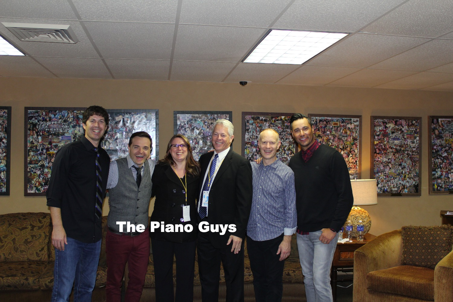Duane and Jen with the Piano Guys 102220