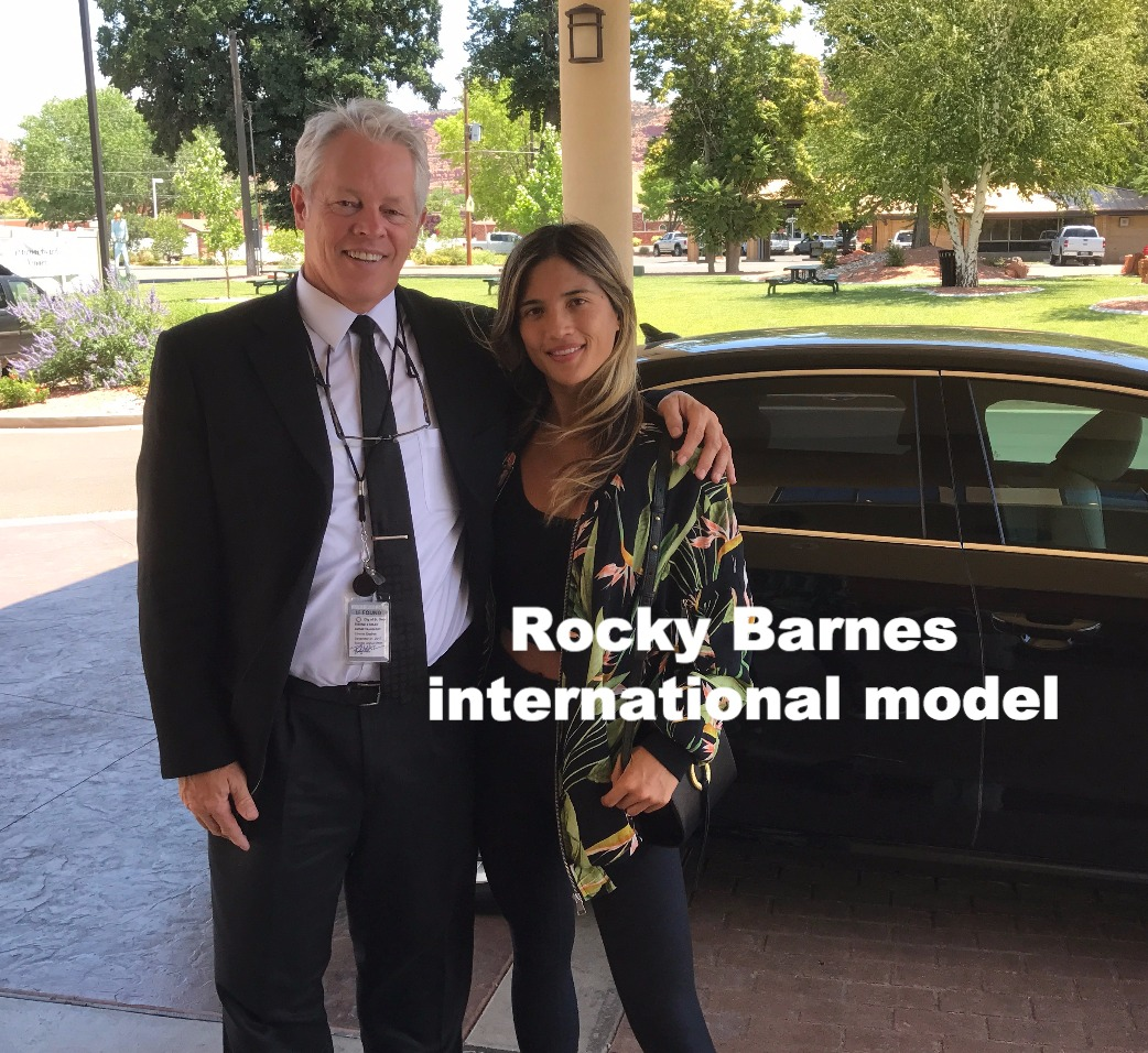 Rocky Barnes international model 0625201