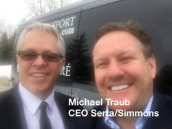 Michael Traub - CEO Serta_Simmons